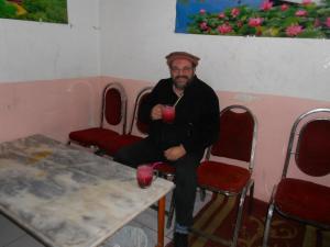 Afg. Tim Tea