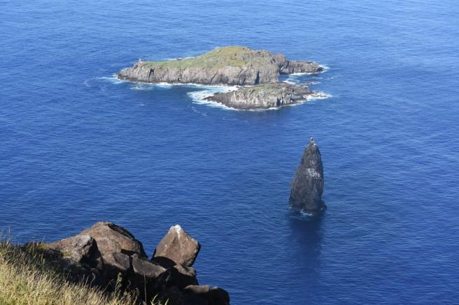 8 Orongo islets