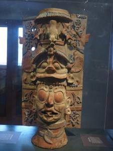 Mayan censer